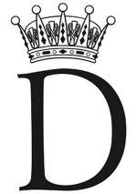 Prins Daniel's monogram