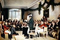 Eidsvollforsamlingen 1814.