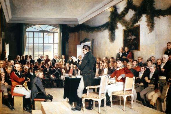 Riksforsamlingen 1814