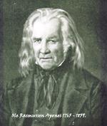 Eidsvollmannen Ole Rasmussen Apenes 1765 - 1859.